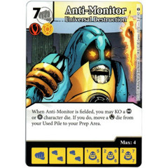 Anti-Monitor - Universal Desctruction (Card Only)