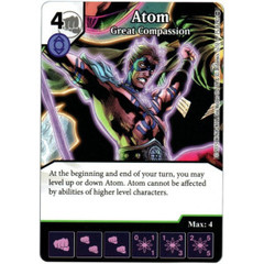 Atom - Great Compassion (Card Only)