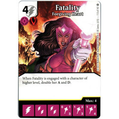 Fatality - Forgiving Heart (Card Only)