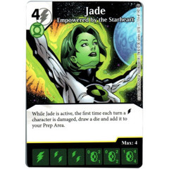Jade - Empowered by the Starheart (Card Only)