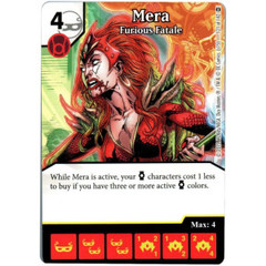 Mera - Furious Fatale (Card Only)