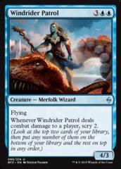 Windrider Patrol - Foil