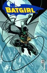Batgirl Tp Vol 01 Silent Knight