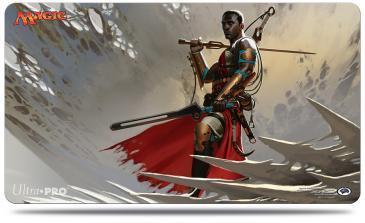 Battle for Zendikar Resolute Blademaster Play Mat