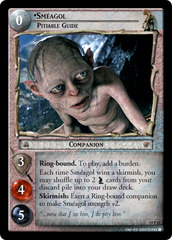 Smeagol, Pitiable Guide