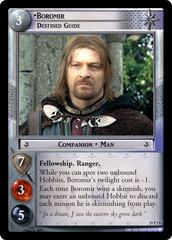 Boromir, Destined Guide