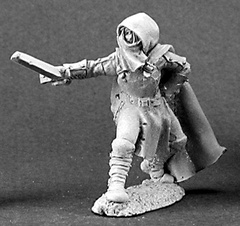 Blacksilk, Male Thief
