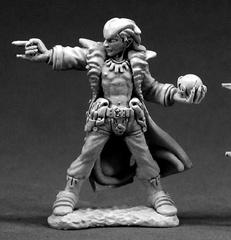 Damien, Hellborn Wizard