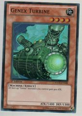 Genex Turbine - HA02-EN008 - Super Rare - 1st Edition