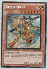 Genex Solar - HA02-EN010 - Secret Rare - 1st Edition