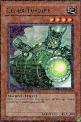 Genex Turbine - DT02-EN014 - Duel Terminal Rare Parallel Rare - 1st Edition on Channel Fireball