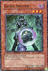 Genex Doctor - DT02-EN015 - Duel Terminal Normal Paraller Rare - 1st Edition on Channel Fireball