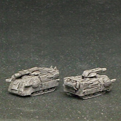Galleon Tank [2]
