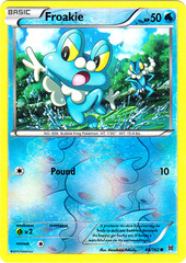 Froakie - 46/162 - Common - Reverse Holo