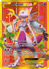 Mewtwo-EX - 164/162 - Secret Rare