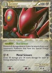 Scizor Prime - 84/90 - Super Rare Holo