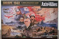 Axis & Allies Europe 1940, 2nd Edition