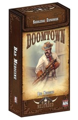 Doomtown: Reloaded - Saddle Bag Expansion 9: Bad Medicine