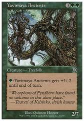 Yavimaya Ancients