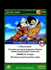 Saiyan Dash - Foil