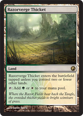 Razorverge Thicket