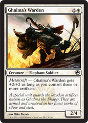 Ghalma's Warden