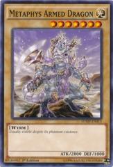 Metaphys Armed Dragon? - SDMP-EN013 - Common - 1st Edition on Channel Fireball