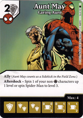Aunt May - Caring Aunt (Card Only)