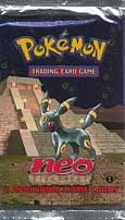Neo Discovery 1st Edition Booster Pack