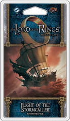 The Lord of the Rings: The Card Game - Flight of the Stormcaller Adventure Pack