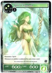 Spirit of Yggdrasil - TTW-067 - U - 1st Edition on Channel Fireball