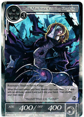 Dark Machina, Gliding Shadow - TTW-091 - R - 1st Edition (Foil)