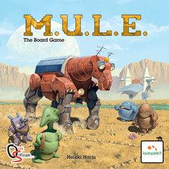 M.U.L.E. The Board Game
