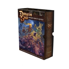 Dungeon Saga - The Dwarf King's Quest - Main set core set