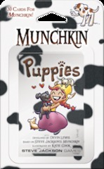 Munchkin: Puppies Blister Pack