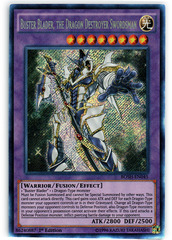 Buster Blader, the Dragon Destroyer Swordsman - BOSH-EN045 - Secret Rare - 1st Edition