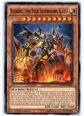 Jizukiru, the Star Destroying Kaiju - BOSH-EN088 - Rare - 1st Edition