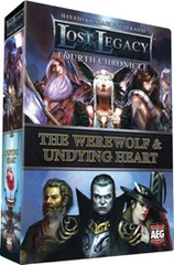 Lost Legacy: Fourth Chronicle: The Werewolf & Undying Heart
