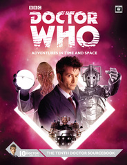Doctor Who Tenth Doctor Sourcebook