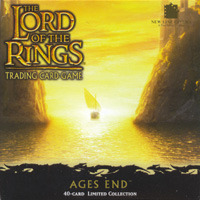 Lord of the Rings Ages End Card Set