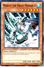 Mobius the Frost Monarch - SR01-EN007 - Common - 1st Edition on Channel Fireball