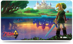 ULTRA PRO The Legend of Zelda - A Link Between Worlds Play Mat with Play Mat Tube