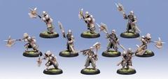 Steelhead Halberdiers/Riflemen (Plastic)