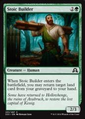 Stoic Builder - Foil