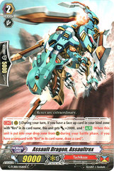 Assault Dragon, Assaultrex - G-TCB01/056EN - C on Channel Fireball