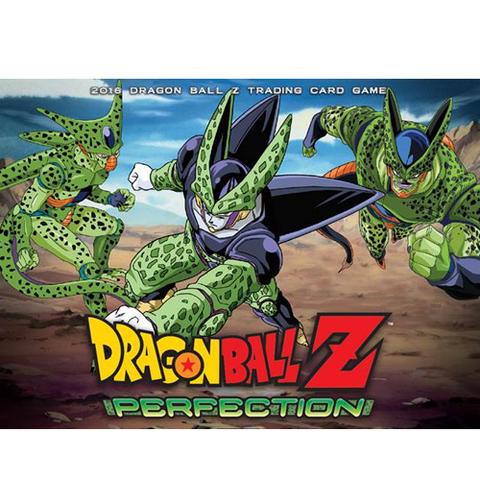 Dragon Ball Z Perfection 2016 Booster Box