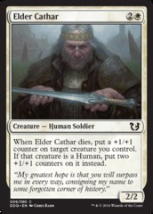 Elder Cathar on Channel Fireball