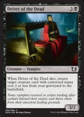 Driver of the Dead on Channel Fireball