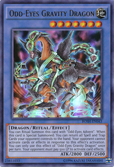 Odd-Eyes Gravity Dragon - BOSH-EN043 - Ultra Rare - Unlimited Edition