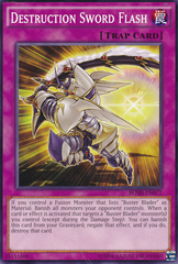 Destruction Sword Flash - BOSH-EN072 - Common - Unlimited Edition